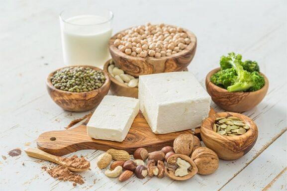 Les protéines végétales pour la musculation